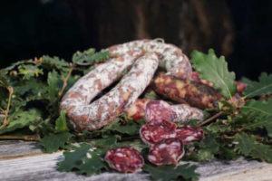 Scheda Tecnica Salsiccia Secca di Suino nero dei Nebrodi Foto-3